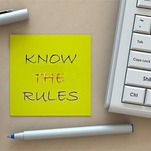 Règlements de référence